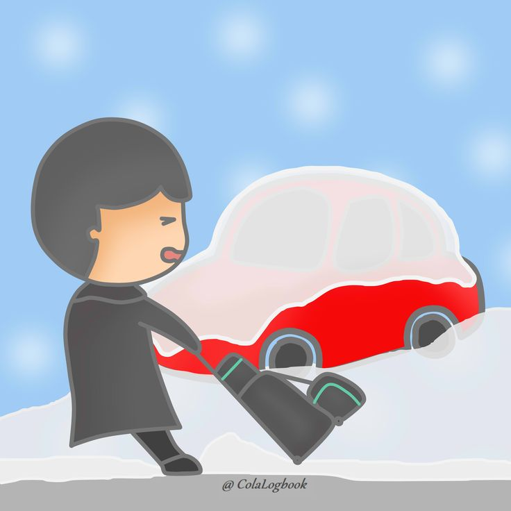 Waking Up Extra Early.  Dragging my suitcase on a heavy snow. Shovel the snow on my car & looonnnggg driveway. Where Can I get pay for this? hmm... #itscanada #winter #drawing #illustration #crewlife #eaxtrawork #artwork #snowday