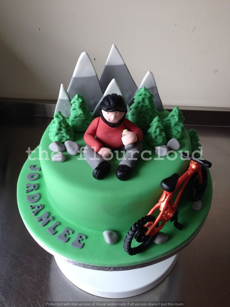 bike wedding cake stand 17 best ideas about mountain bike cake on bike 11761