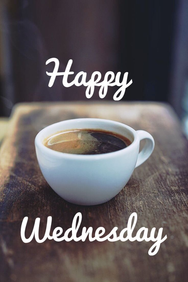 ✿⊱ Happy Wednesday