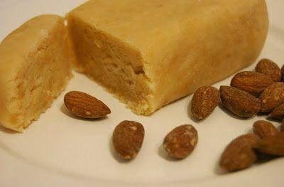 super leckeres Marzipan Rezept mit nur 3 Zutaten