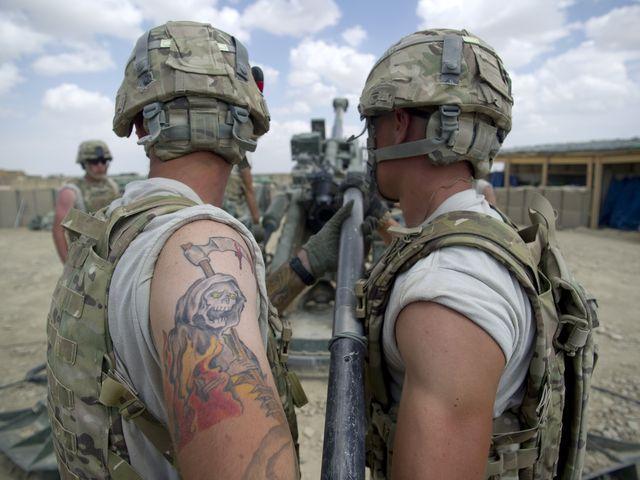SMA explains Army's new tattoo policy