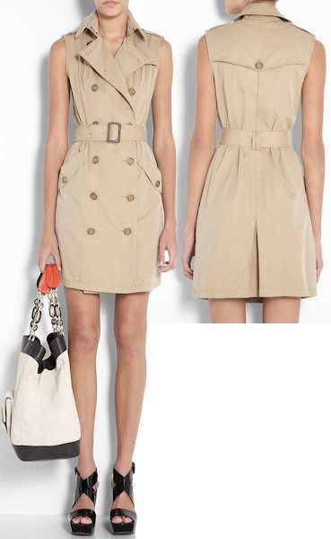 28 best TRENCH coat dresses :) images on Pinterest | Trench coats ...