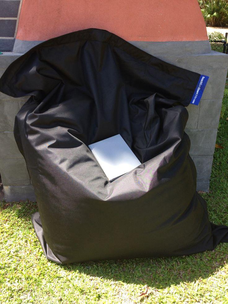 Black Giant Bean bag