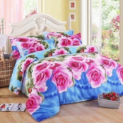 3d bedding sets Butterfly Marilyn Monroe Leopard rose bedclothes duvet cover sheet Queen king twin panda bedspread bed linen