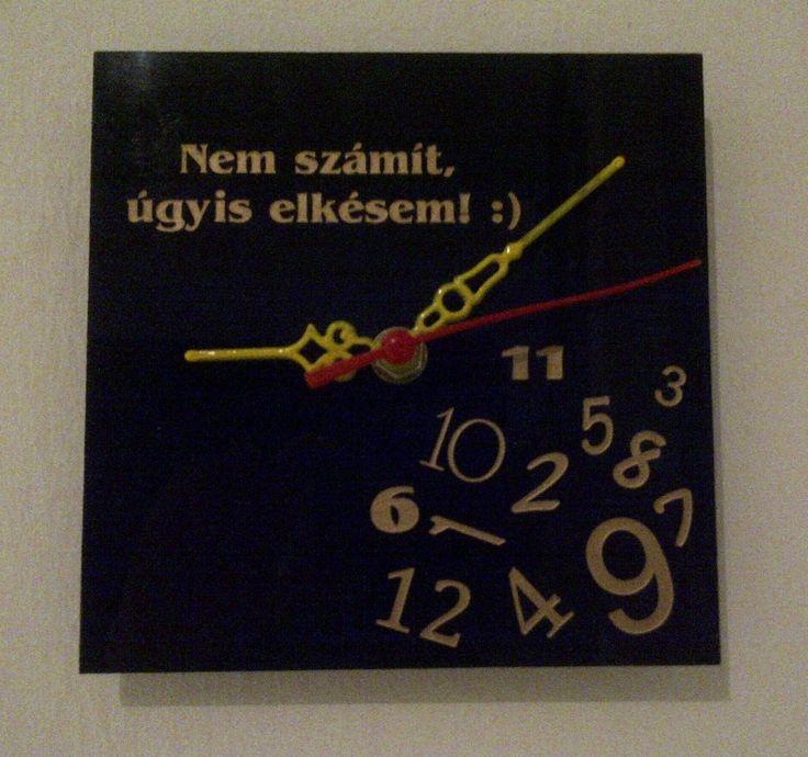 Stílusos, vicces, praktikus, személyre szabott - ilyen a tökéletes ajándék! :)  http://www.xfer.hu/hu/fali-orak