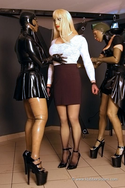 female masking porn