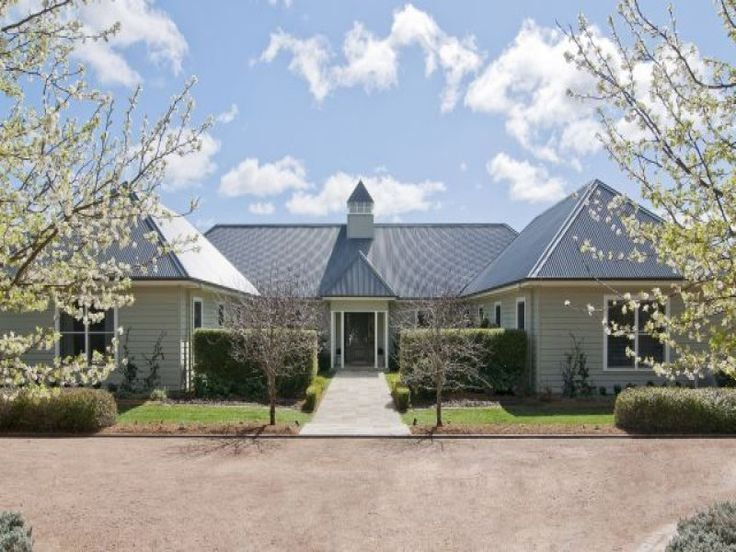 201 best House Love images on Pinterest | Barns, Bay windows and Cottage