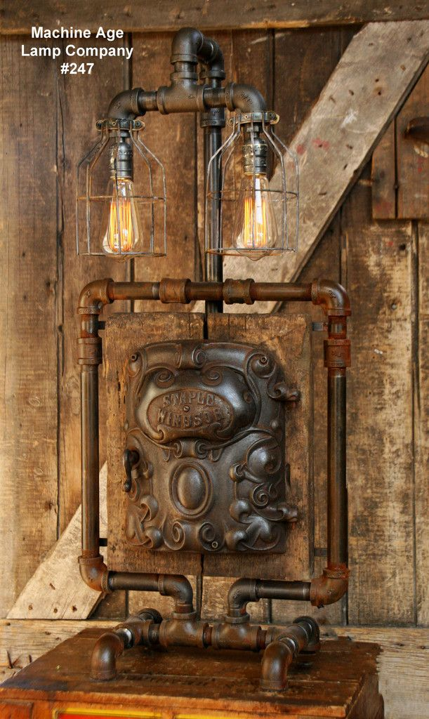 Vintage Industrial Fire Doors : Images about electric things retro diy energy on