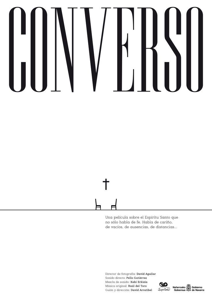 Converso > Movie Poster