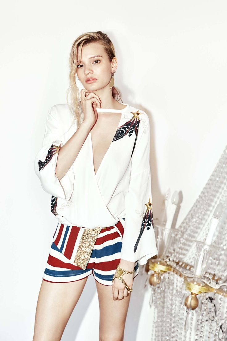 Sass & Bide Resort 2017 Collection Photos - Vogue