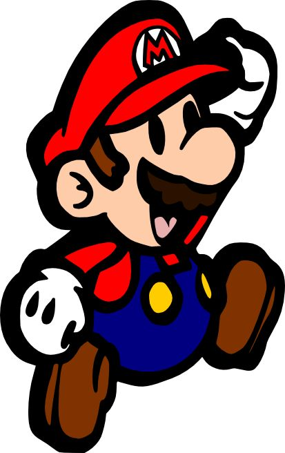Crafting with Meek: Super Mario Brothers SVG's