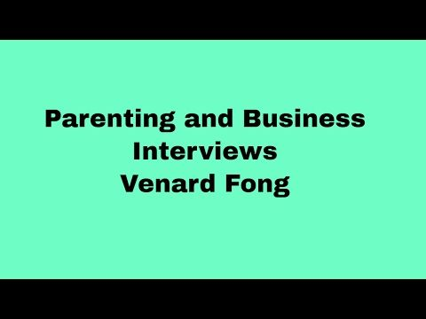 Parenting and Business Interviews