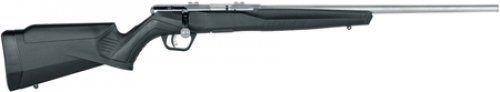 Savage Model B22FVSS - .22 Long Rifle - 21 Inch Heavy Stainless Steel Barrel