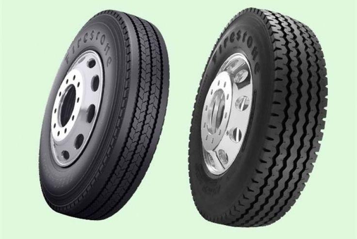 Medium Duty Truck Tires