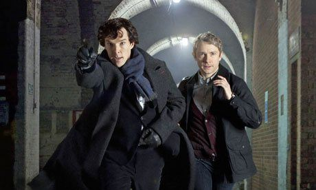 Sherlock: We've plotted out the whole of series 4 and 5 reveals Steven Moffat