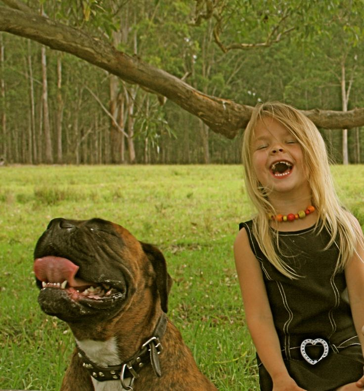 My baby girl and her dog sharing a joke.. :) | Photography ...