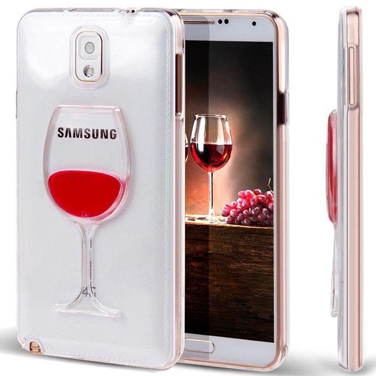 WINE & DINE ME SAMSUNG GALAXY / NOTE CASE