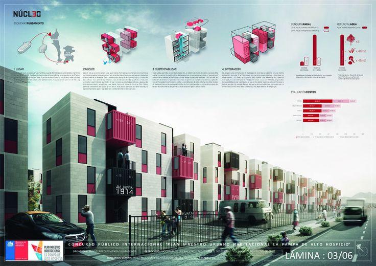 Lámina #03. Image Cortesía de Urbana E&D / B+V Arquitectos
