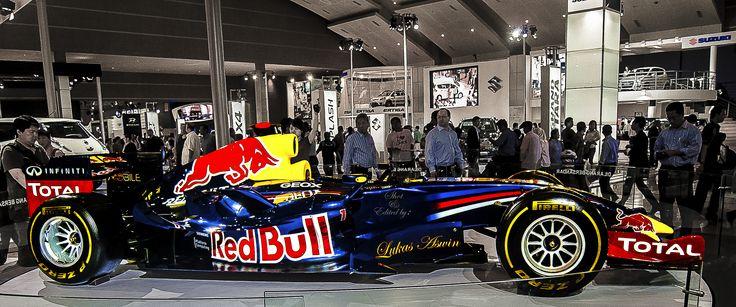 F1 Red Bull Team - IIMS 2012 (Jakarta)