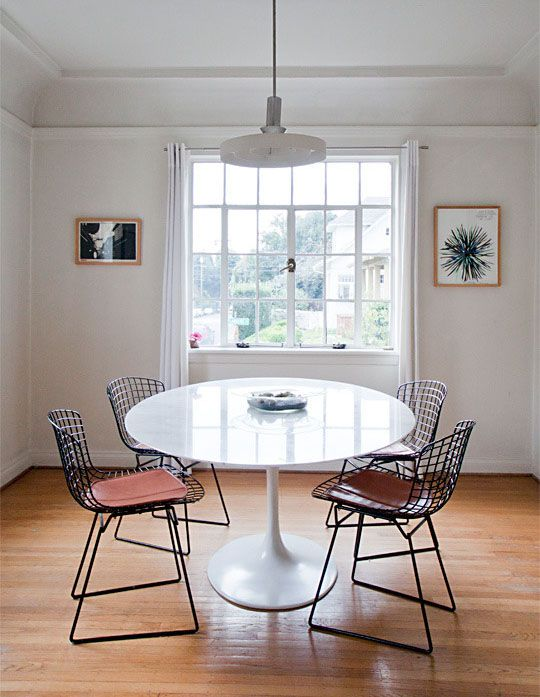 how not to be a hoarder.jpgDining Rooms, House Tours, Apartments Therapy, Chairs, Kids Room, Kitchens Dining, Kitchens Tables, Dining Tables, White Kitchens