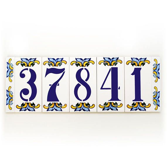 Best 25 Door number plaques ideas on Pinterest Door numbers