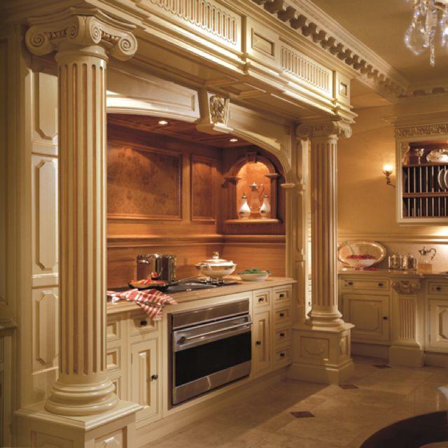 Kitchens With Columns 492 best kitchen images on pinterest | dream kitchens, modern