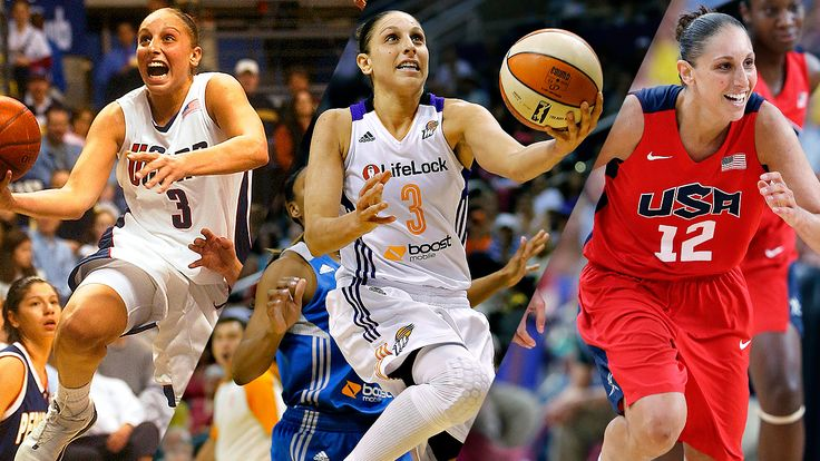 Diana Taurasi comes out on top of best women's basketball player ever bracket