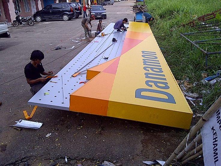 Reklame Neonbox Batam