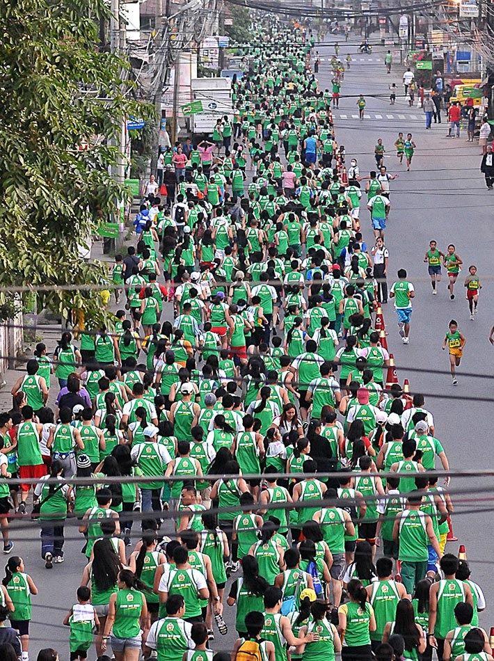 It Ends In CDO, the 36th National Milo Marathon Cagayan De Oro leg