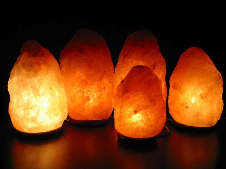 Organic Hand Carved Himalayan Rock Salt Lamp // All Sizes www.lovelivechai.com