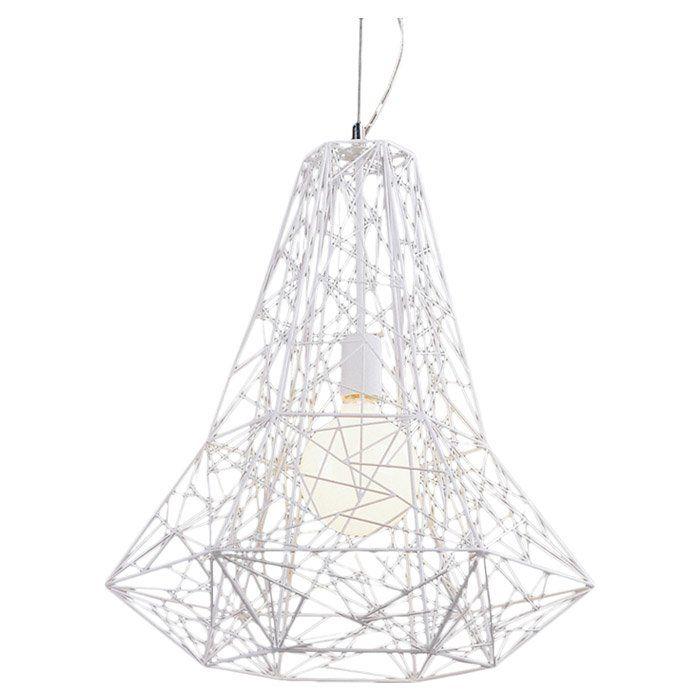 Apollo 1-Light Geometric Pendant