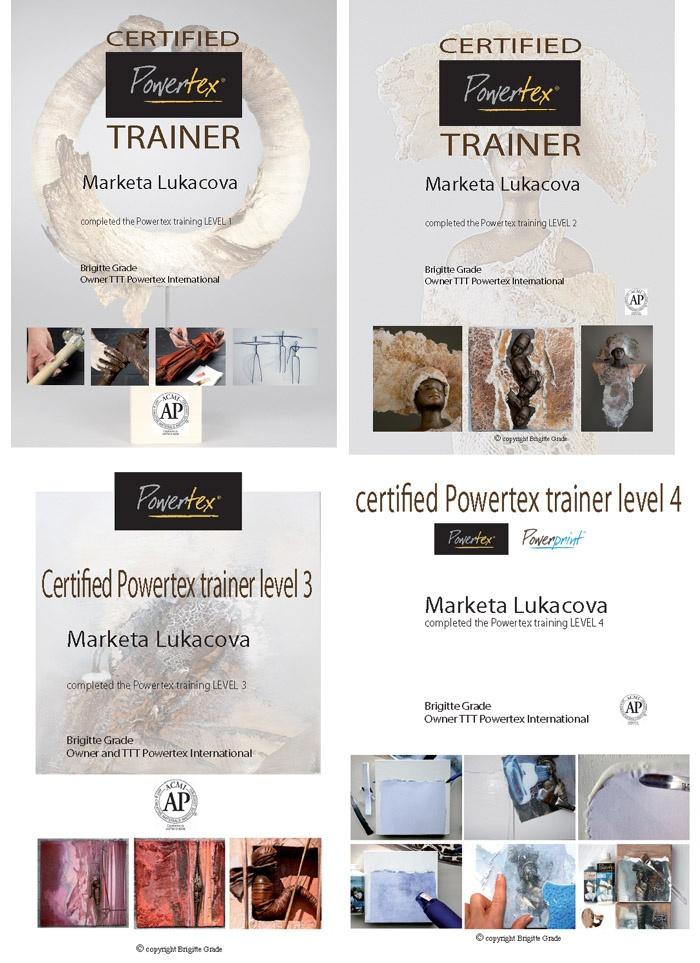 Powertex TTT - Train the Trainer pro CR a SR - Marketa Lukacova. Více info o kurzech a prodeji materiálů - http://www.lukacova.eu