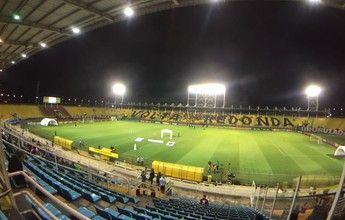 CBF marca Fla-Flu para o Raulino de Oliveira, em Volta Redonda, no dia 13