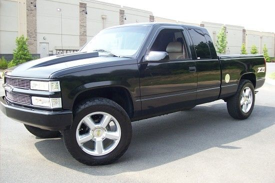 1000+ ideas about 1996 Chevy Silverado on Pinterest | Lifted ...