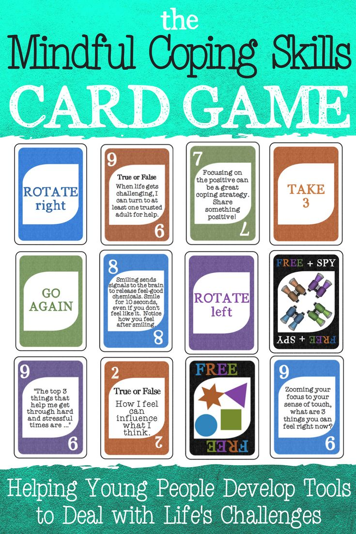 The Mindful Coping Skills Card Game: A Stress Management Intervention Using Mindfulness and Other Healthy Coping Tools