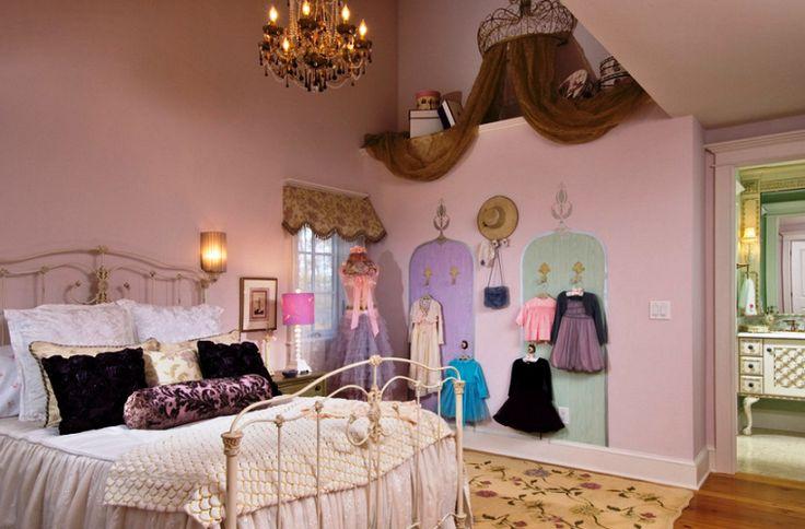 Adorable Disney Princess Bedroom Décor To Consider