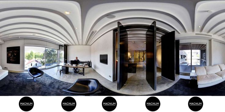 Magnum Advertising and Design has a new office space to foster creative interaction for the team.