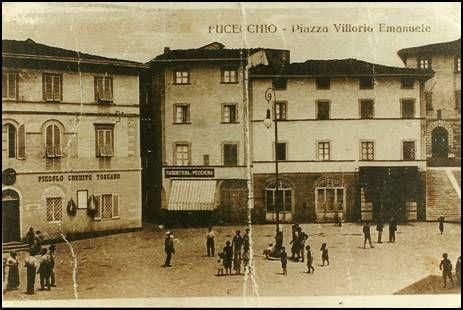 """Fucecchio - """"A Fucecchio, a metà strada tra Firenze e Pisa, il 22 aprile 1909 Maddalena Dòddoli dà alla luce Indro, nome scelto dal babbo Sestilio per fare dispetto alla suocera."""""""