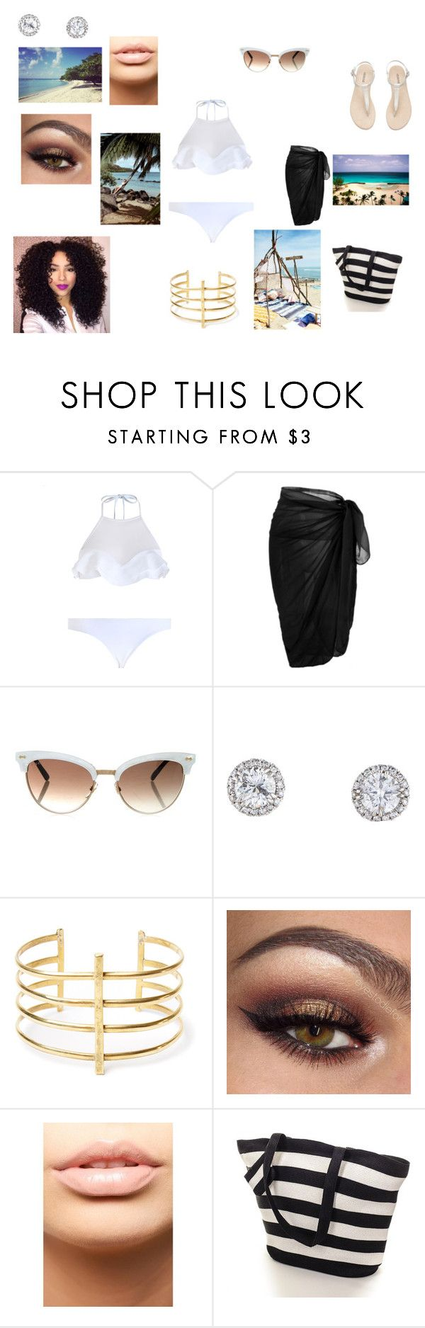 Oxigeno by olgasanchez09 on Polyvore featuring Belleza, MDMflow, Gucci, BauXo and Zimmermann