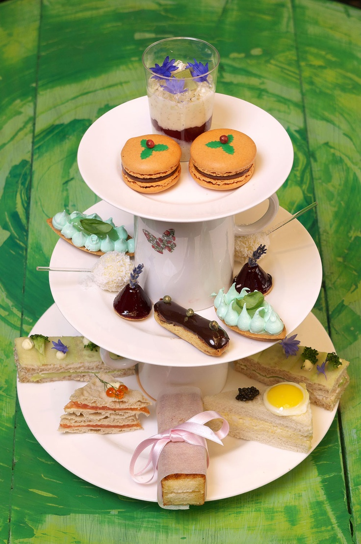 Glade Afternoon Tea by  Sketch, London