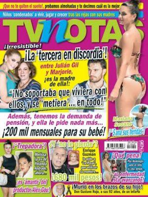 Nombre Revista :  TV Notas México                                                   Fecha:  25 Abril 2017                        ...
