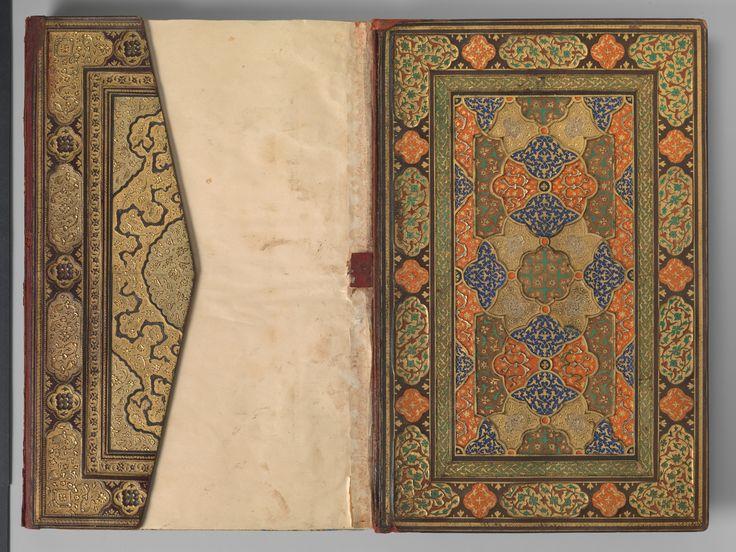 Sultan `Ali Mashhadi   Mantiq al-tair (Language of the Birds)   Islamic   The Metropolitan Museum of Art