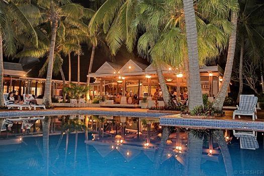 Iririki Island Resort. Port Vila Efate Vanuatu
