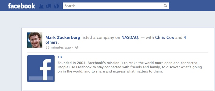 facebook case ipo This case is about the ipo of facebook and the company's future growth strategies in 2012, facebook embarked on an ipo to meet regulatory requirements as well as raise the funds needed for.