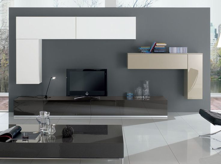 italian wall unit exential y30 by spar