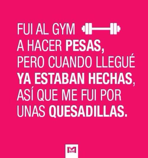 38 best images about funny on pinterest te amo tes and amor for Posters para gimnasios