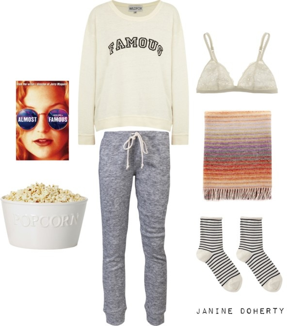 """movie night"" by jdoherty on Polyvore"