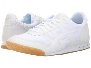 Onitsuka Tiger by Asics Ultimate 81 (White/White) Classic Shoes