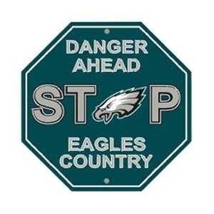 Danger ahead... Eagles fans