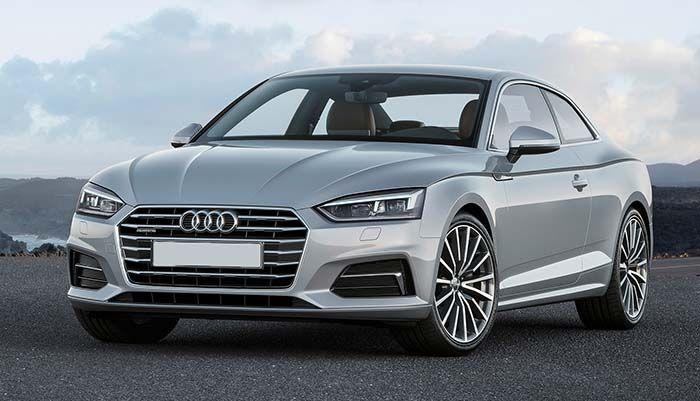 New 2018 Audi A5 Price